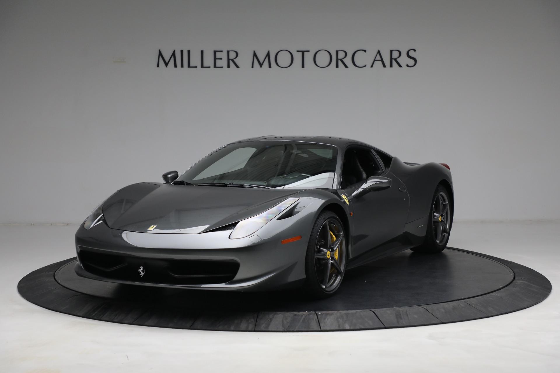 Used 2011 Ferrari 458 Italia for sale $229,900 at Rolls-Royce Motor Cars Greenwich in Greenwich CT 06830 1