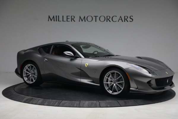 Used 2018 Ferrari 812 Superfast for sale Call for price at Rolls-Royce Motor Cars Greenwich in Greenwich CT 06830 10