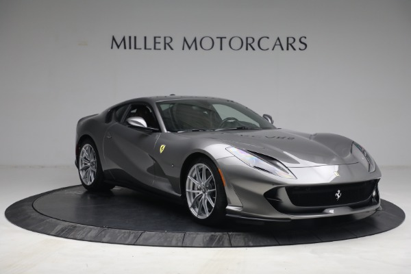 Used 2018 Ferrari 812 Superfast for sale Call for price at Rolls-Royce Motor Cars Greenwich in Greenwich CT 06830 11