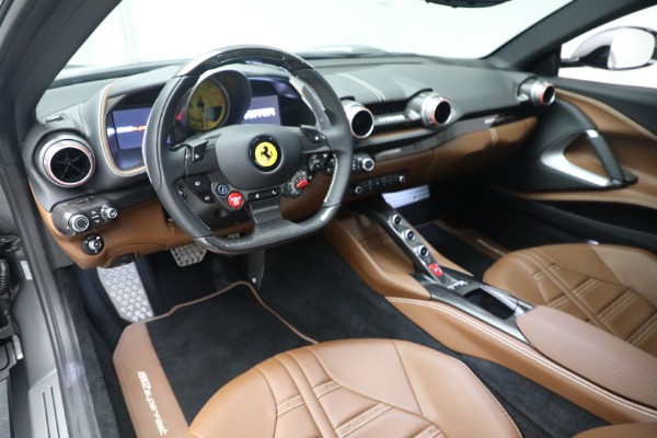 Used 2018 Ferrari 812 Superfast for sale Call for price at Rolls-Royce Motor Cars Greenwich in Greenwich CT 06830 13