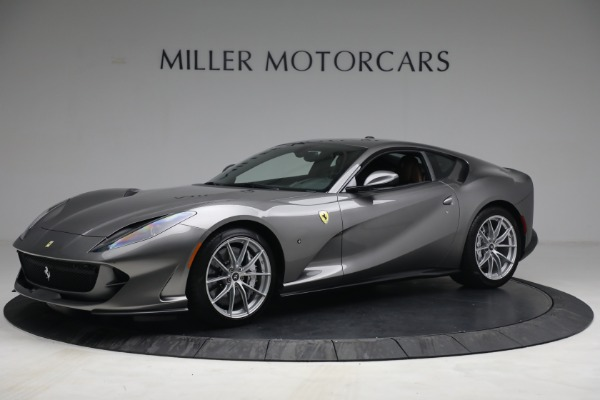 Used 2018 Ferrari 812 Superfast for sale Call for price at Rolls-Royce Motor Cars Greenwich in Greenwich CT 06830 2
