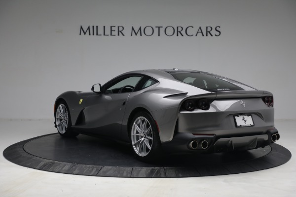 Used 2018 Ferrari 812 Superfast for sale Call for price at Rolls-Royce Motor Cars Greenwich in Greenwich CT 06830 5