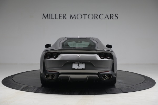 Used 2018 Ferrari 812 Superfast for sale Call for price at Rolls-Royce Motor Cars Greenwich in Greenwich CT 06830 6