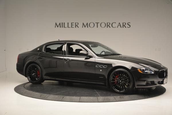 Used 2011 Maserati Quattroporte Sport GT S for sale Sold at Rolls-Royce Motor Cars Greenwich in Greenwich CT 06830 10