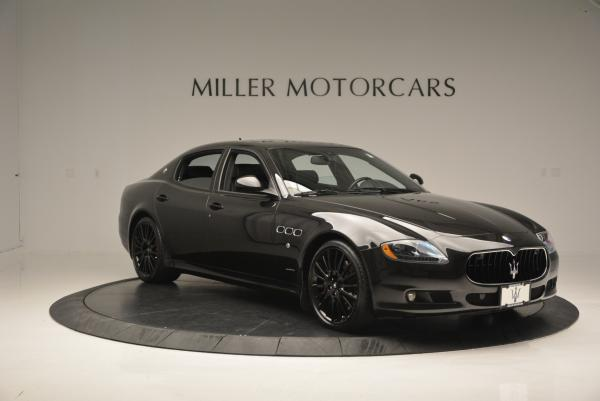 Used 2011 Maserati Quattroporte Sport GT S for sale Sold at Rolls-Royce Motor Cars Greenwich in Greenwich CT 06830 11