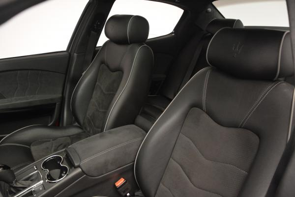 Used 2011 Maserati Quattroporte Sport GT S for sale Sold at Rolls-Royce Motor Cars Greenwich in Greenwich CT 06830 16