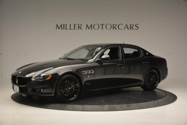Used 2011 Maserati Quattroporte Sport GT S for sale Sold at Rolls-Royce Motor Cars Greenwich in Greenwich CT 06830 2