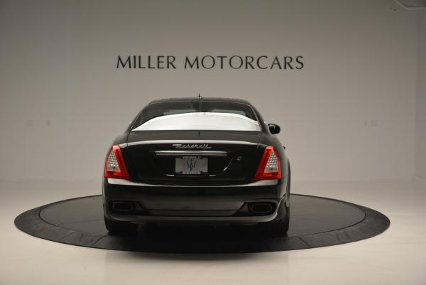 Used 2011 Maserati Quattroporte Sport GT S for sale Sold at Rolls-Royce Motor Cars Greenwich in Greenwich CT 06830 6