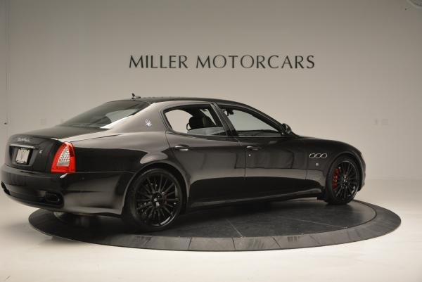 Used 2011 Maserati Quattroporte Sport GT S for sale Sold at Rolls-Royce Motor Cars Greenwich in Greenwich CT 06830 8