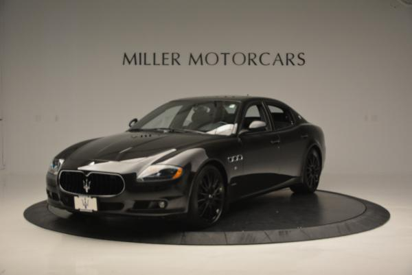 Used 2011 Maserati Quattroporte Sport GT S for sale Sold at Rolls-Royce Motor Cars Greenwich in Greenwich CT 06830 1