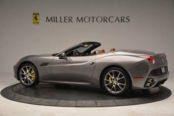 Used 2012 Ferrari California for sale Sold at Rolls-Royce Motor Cars Greenwich in Greenwich CT 06830 4