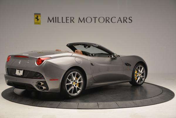 Used 2012 Ferrari California for sale Sold at Rolls-Royce Motor Cars Greenwich in Greenwich CT 06830 8