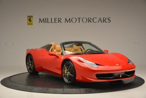 Used 2013 Ferrari 458 Spider for sale Call for price at Rolls-Royce Motor Cars Greenwich in Greenwich CT 06830 11