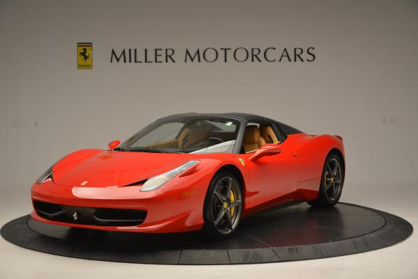 Used 2013 Ferrari 458 Spider for sale Call for price at Rolls-Royce Motor Cars Greenwich in Greenwich CT 06830 13