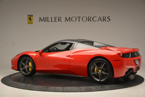 Used 2013 Ferrari 458 Spider for sale Call for price at Rolls-Royce Motor Cars Greenwich in Greenwich CT 06830 16
