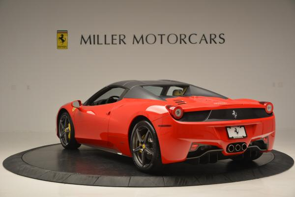 Used 2013 Ferrari 458 Spider for sale Call for price at Rolls-Royce Motor Cars Greenwich in Greenwich CT 06830 17