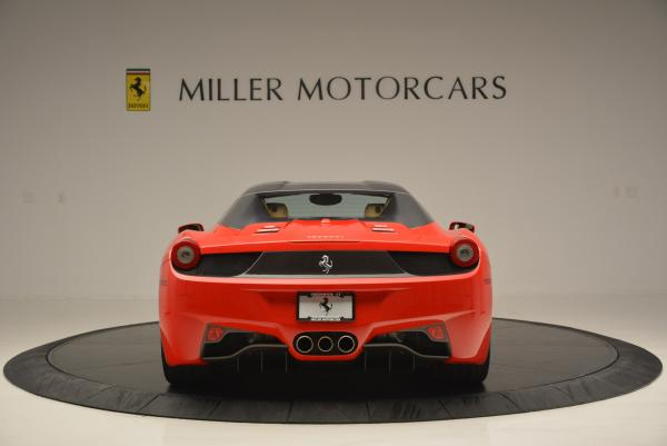 Used 2013 Ferrari 458 Spider for sale Call for price at Rolls-Royce Motor Cars Greenwich in Greenwich CT 06830 18
