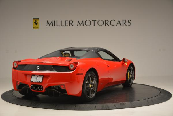 Used 2013 Ferrari 458 Spider for sale Call for price at Rolls-Royce Motor Cars Greenwich in Greenwich CT 06830 19