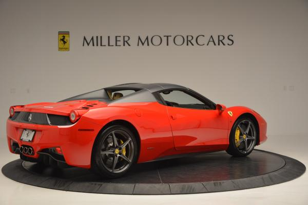Used 2013 Ferrari 458 Spider for sale Call for price at Rolls-Royce Motor Cars Greenwich in Greenwich CT 06830 20