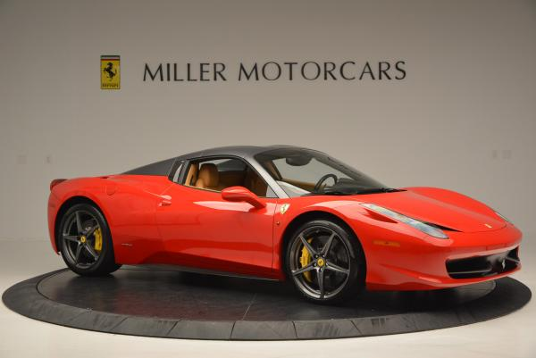 Used 2013 Ferrari 458 Spider for sale Call for price at Rolls-Royce Motor Cars Greenwich in Greenwich CT 06830 22