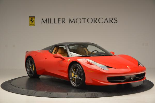 Used 2013 Ferrari 458 Spider for sale Call for price at Rolls-Royce Motor Cars Greenwich in Greenwich CT 06830 23