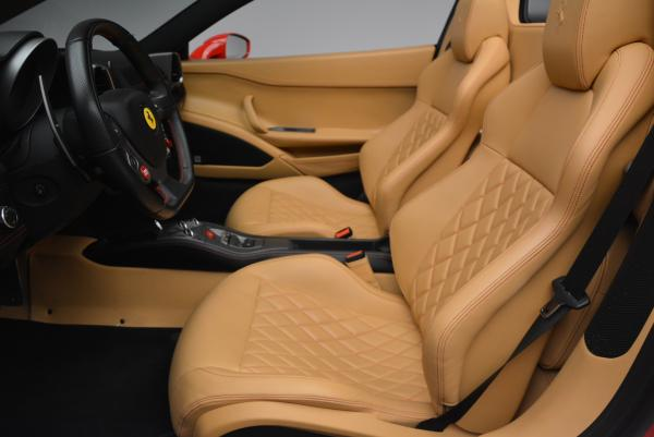 Used 2013 Ferrari 458 Spider for sale Call for price at Rolls-Royce Motor Cars Greenwich in Greenwich CT 06830 26