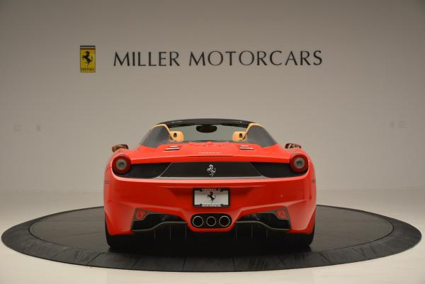 Used 2013 Ferrari 458 Spider for sale Call for price at Rolls-Royce Motor Cars Greenwich in Greenwich CT 06830 6