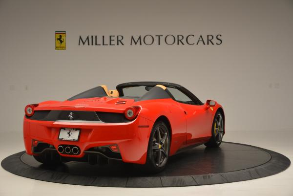 Used 2013 Ferrari 458 Spider for sale Call for price at Rolls-Royce Motor Cars Greenwich in Greenwich CT 06830 7