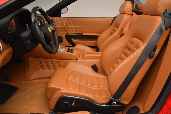 Used 2005 Ferrari Superamerica for sale Sold at Rolls-Royce Motor Cars Greenwich in Greenwich CT 06830 26