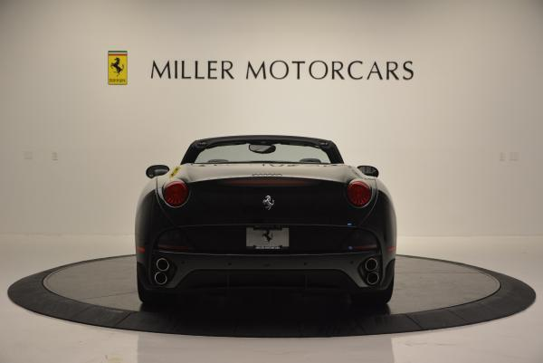 Used 2012 Ferrari California for sale Sold at Rolls-Royce Motor Cars Greenwich in Greenwich CT 06830 6