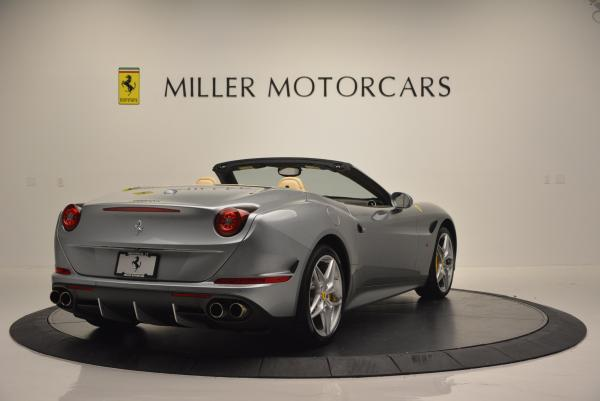 Used 2015 Ferrari California T for sale Sold at Rolls-Royce Motor Cars Greenwich in Greenwich CT 06830 7