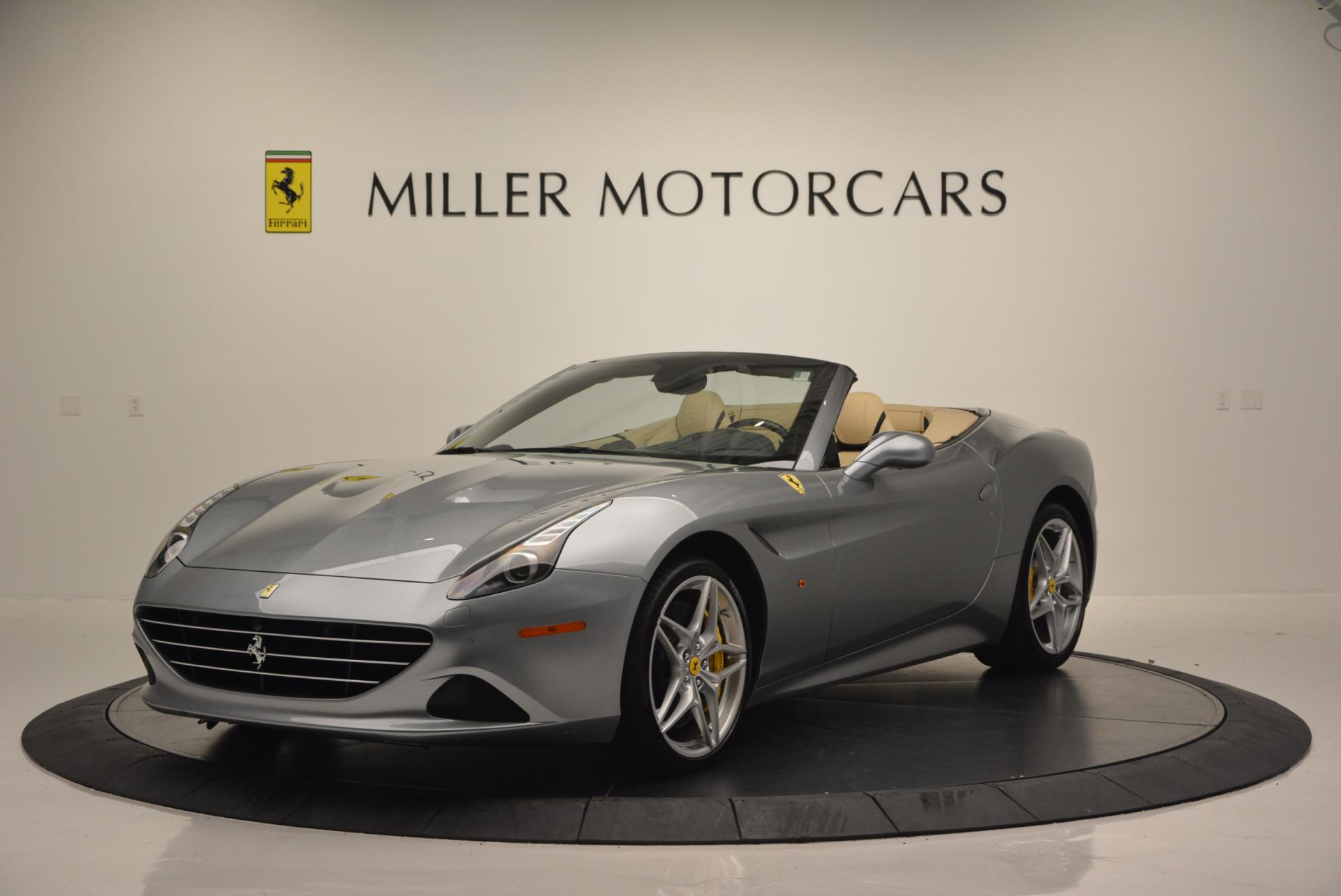 Used 2015 Ferrari California T for sale Sold at Rolls-Royce Motor Cars Greenwich in Greenwich CT 06830 1