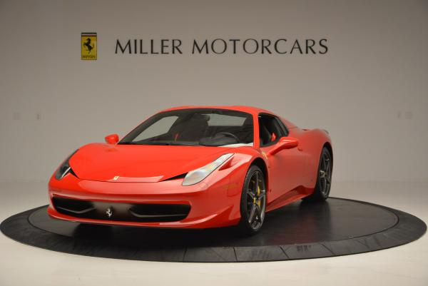 Used 2015 Ferrari 458 Spider for sale Sold at Rolls-Royce Motor Cars Greenwich in Greenwich CT 06830 13