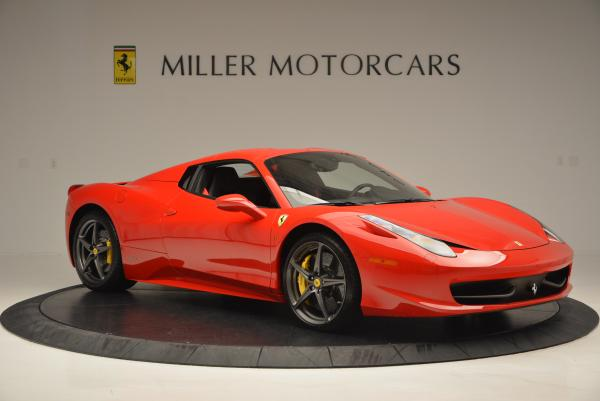 Used 2015 Ferrari 458 Spider for sale Sold at Rolls-Royce Motor Cars Greenwich in Greenwich CT 06830 22