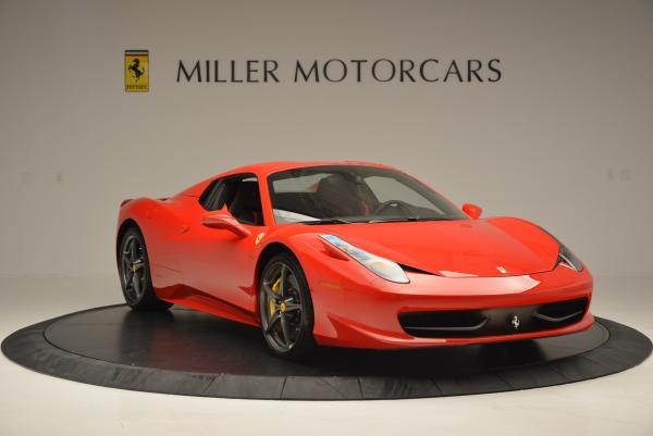 Used 2015 Ferrari 458 Spider for sale Sold at Rolls-Royce Motor Cars Greenwich in Greenwich CT 06830 23