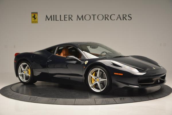 Used 2010 Ferrari 458 Italia for sale Sold at Rolls-Royce Motor Cars Greenwich in Greenwich CT 06830 10
