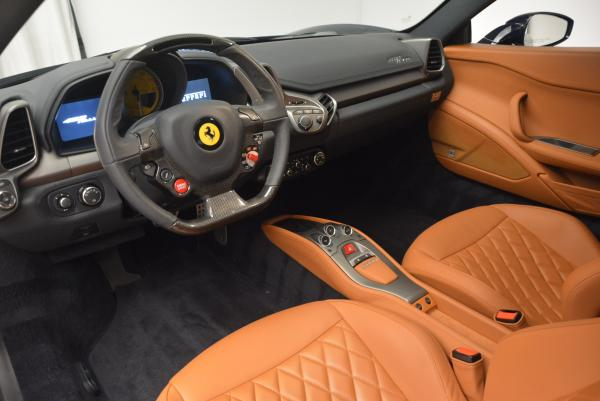 Used 2010 Ferrari 458 Italia for sale Sold at Rolls-Royce Motor Cars Greenwich in Greenwich CT 06830 13