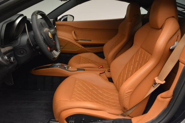 Used 2010 Ferrari 458 Italia for sale Sold at Rolls-Royce Motor Cars Greenwich in Greenwich CT 06830 14