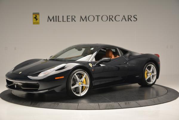 Used 2010 Ferrari 458 Italia for sale Sold at Rolls-Royce Motor Cars Greenwich in Greenwich CT 06830 2