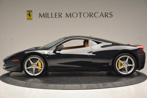 Used 2010 Ferrari 458 Italia for sale Sold at Rolls-Royce Motor Cars Greenwich in Greenwich CT 06830 3