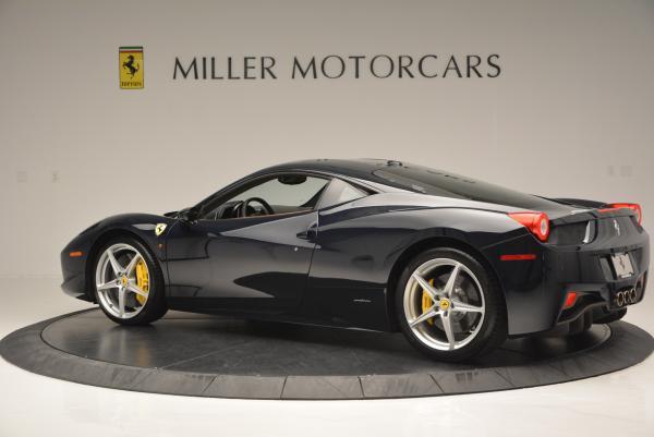Used 2010 Ferrari 458 Italia for sale Sold at Rolls-Royce Motor Cars Greenwich in Greenwich CT 06830 4