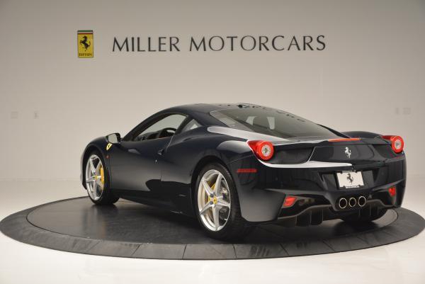 Used 2010 Ferrari 458 Italia for sale Sold at Rolls-Royce Motor Cars Greenwich in Greenwich CT 06830 5