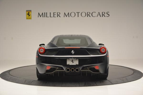 Used 2010 Ferrari 458 Italia for sale Sold at Rolls-Royce Motor Cars Greenwich in Greenwich CT 06830 6