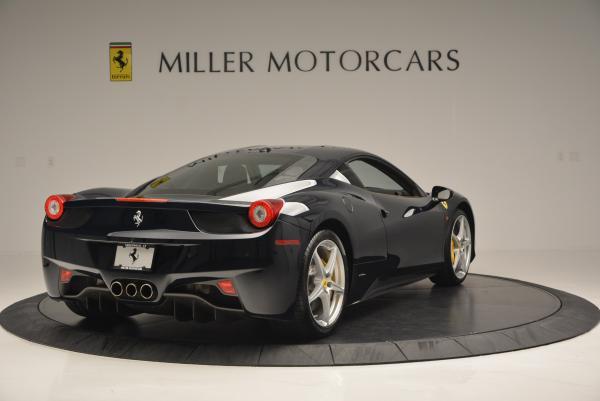 Used 2010 Ferrari 458 Italia for sale Sold at Rolls-Royce Motor Cars Greenwich in Greenwich CT 06830 7