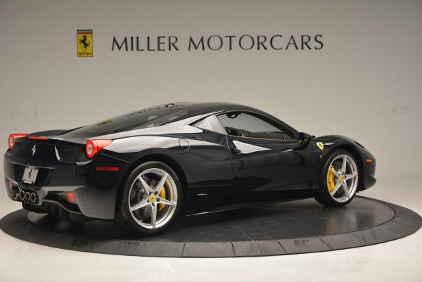 Used 2010 Ferrari 458 Italia for sale Sold at Rolls-Royce Motor Cars Greenwich in Greenwich CT 06830 8