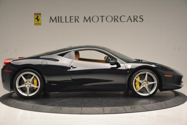 Used 2010 Ferrari 458 Italia for sale Sold at Rolls-Royce Motor Cars Greenwich in Greenwich CT 06830 9
