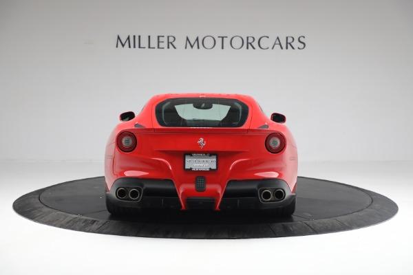 Used 2015 Ferrari F12 Berlinetta for sale Sold at Rolls-Royce Motor Cars Greenwich in Greenwich CT 06830 5