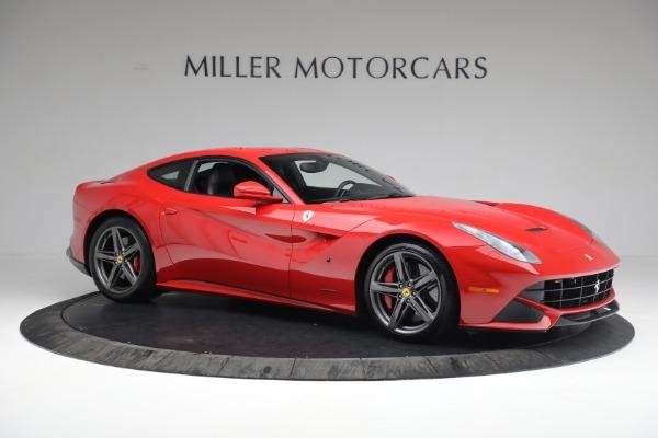 Used 2015 Ferrari F12 Berlinetta for sale Sold at Rolls-Royce Motor Cars Greenwich in Greenwich CT 06830 9