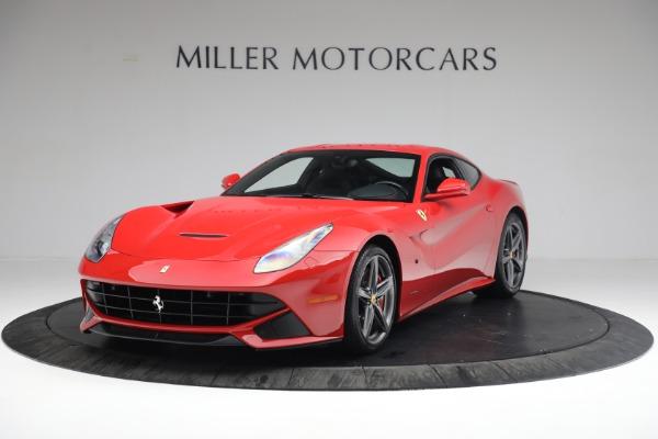 Used 2015 Ferrari F12 Berlinetta for sale Sold at Rolls-Royce Motor Cars Greenwich in Greenwich CT 06830 1