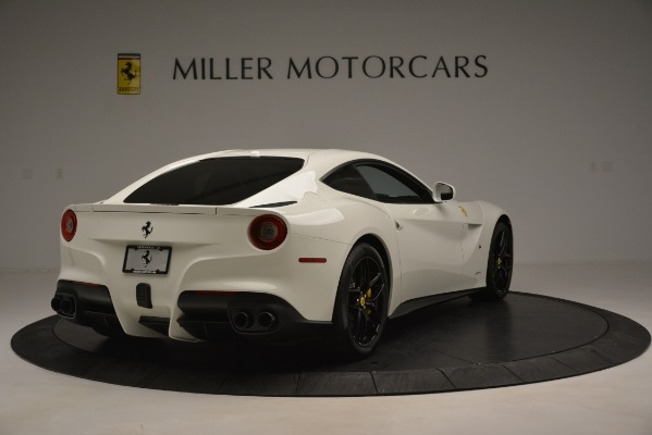 Used 2015 Ferrari F12 Berlinetta for sale Sold at Rolls-Royce Motor Cars Greenwich in Greenwich CT 06830 7